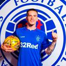 Up to speed: Ryan Kent could make Rangers debut tonight