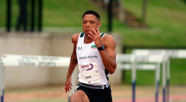 In limbo: Leon Reid wants to switch from GB to Ireland