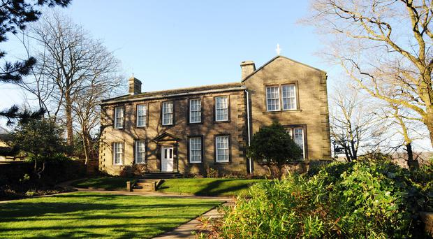 The Bronte Parsonage in Haworth, West Yorkshire (Anna Gowthorpe/PA)