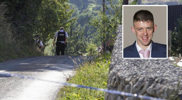 The victim was named locally as 32-year-old Brian Phelan from Bessbrook. Pics Newray