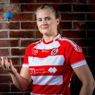 Having a ball: Aisling Reilly is aiming for a third world crown