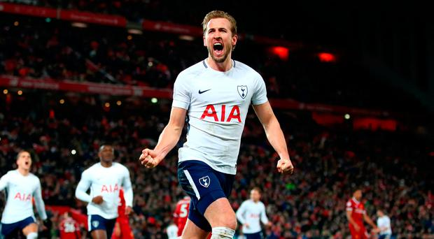 In spotlight: Interest in Harry Kane has picked up after his Golden Boot heroics for England at the World Cup
