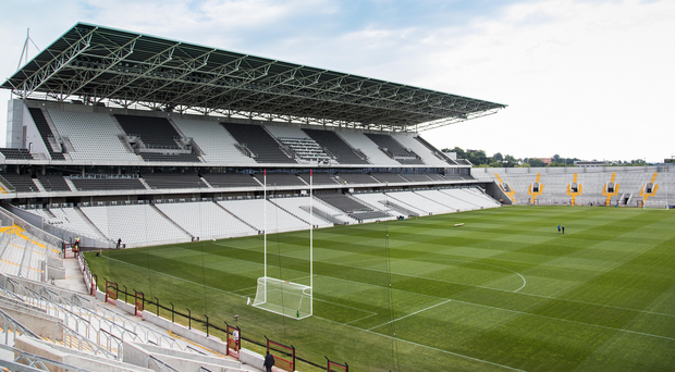 Match ready: Páirc Uí Chaoímh in Cork will now host the tribute game for Liam Miller