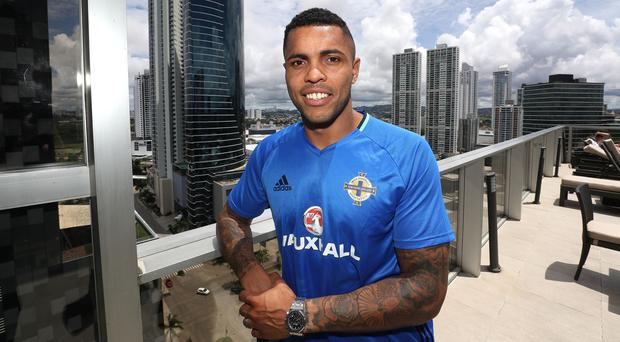 Josh Magennis is set to sign for Bolton Wanderers.