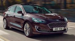 Ford Focus Vignale (PA)