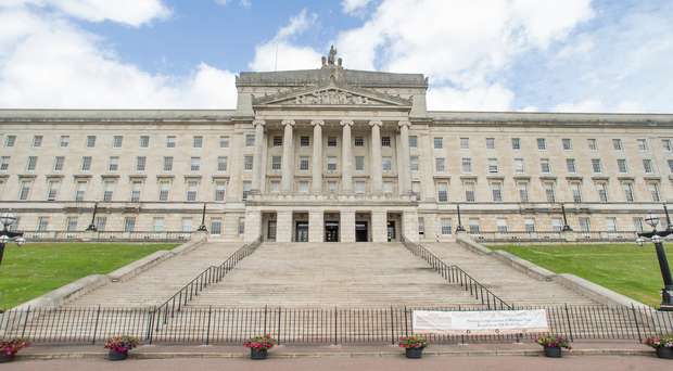 There has been a policymaking vacuum at Stormont for over 18 months