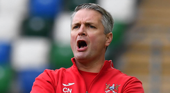 Clear mission: Colin Nixon says Ards are capable of more