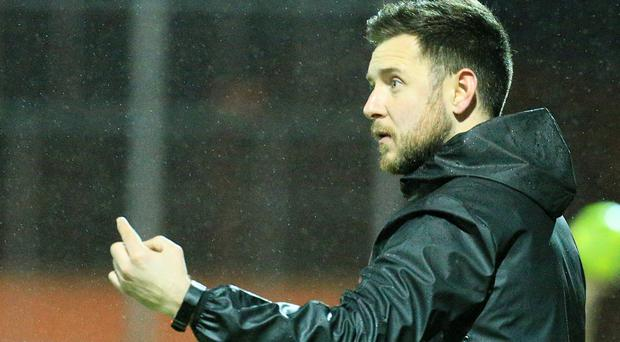 Big test: Stephen McDonnell isn't fazed by trip to Coleraine