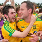 Donegal destroyers: Ryan McHugh and Michael Murphy