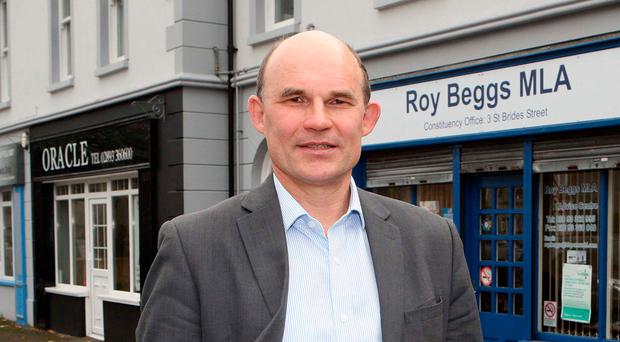 Welcome: Roy Beggs