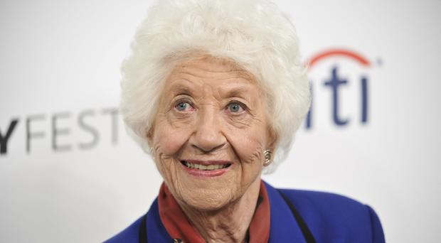 Charlotte Rae has died aged 92 (Richard Shotwell/Invision/AP)