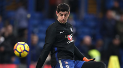 No show: Real target Thibaut Courtois failed to turn up for training, so Chelsea have made a move for Jack Butland