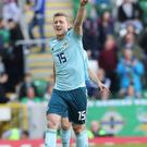 Northern Ireland's George Saville could be leaving Millwall - but where for?