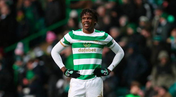 In demand: Dedryck Boyata is wanted by Fulham