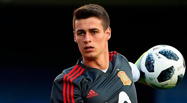 Courtois wants Hazard to join him at Real