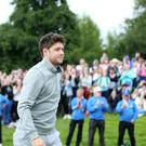 Niall Horan will be in action next week at the NI Open Pro-Am.