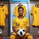 Australia star Daniel Arzani is expected to join Celtic.