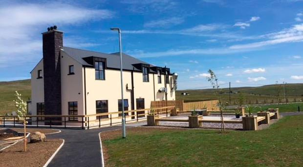 Standing Stones Lodge is the culmination of a £1.75m investment