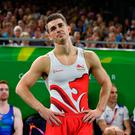 Room for improvement: Max Whitlock admits he has never nailed a routine that he would consider a perfect 10