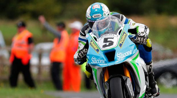 Super stuff: Dean Harrison topped the Superbike and Supersport standings