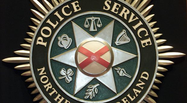 PSNI (Paul Faith/PA)