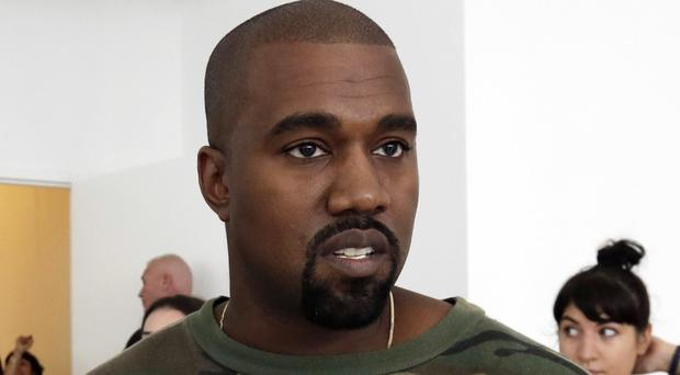 Kanye West is a supporter of Donald Trump (AP Photo/Richard Drew, File)