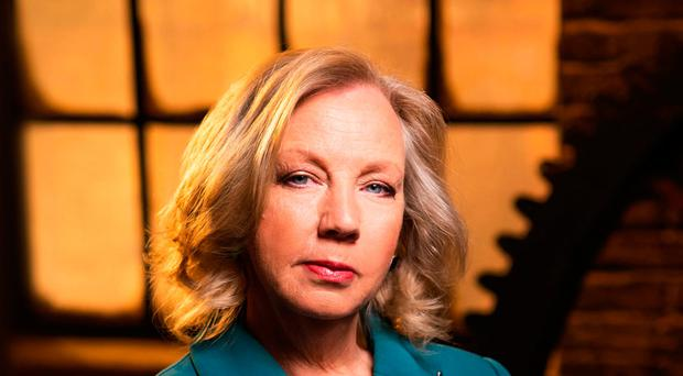 Deborah Meaden continues to relish her role in the TV show Dragon's Den