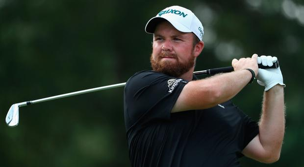 Shane Lowry was disappointing with a refereeing decision during the final round at the US PGA Championship.