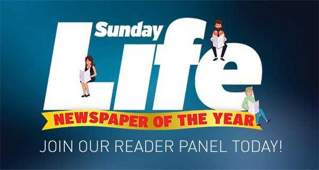 Join the Sunday Life reader panel!