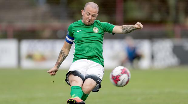 Gary McCabe has left Bray and looks to be set for a move north.