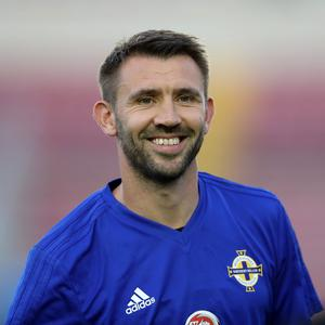 Gareth McAuley is hopeful he will secure a Championship club later this month.