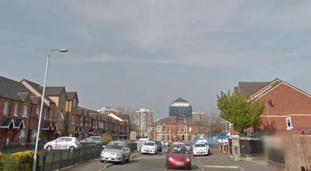 Stanhope Street in Belfast / Credit: Google Maps