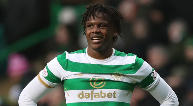 Unclear future: Dedryck Boyata is unhappy Fulham's bid was rejected during the English window