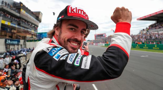 Big decision: Fernando Alonso is set for pastures new