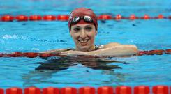 Bethany Firth has won gold at the European Championships.