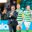 Celtic manager Brendan Rodgers wants investment in his playing squad - and the fans agree.