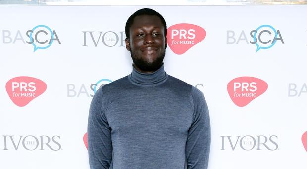 Stormzy revealed he harboured ambitions of studying at either Oxford or Cambridge when he was at school (Ian West/PA)