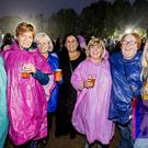 Music fans out to see Olly Murs at the 2018 Feile an Phobail, Falls Park, Belfast. Saturday 11th August 2018. Picture by Liam McBurney/RAZORPIX