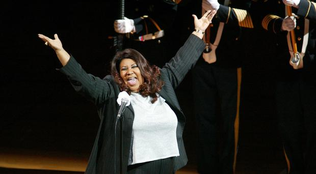 Aretha Franklin was fighting all the way to the end, her ex-husband said (Al Goldis/AP)