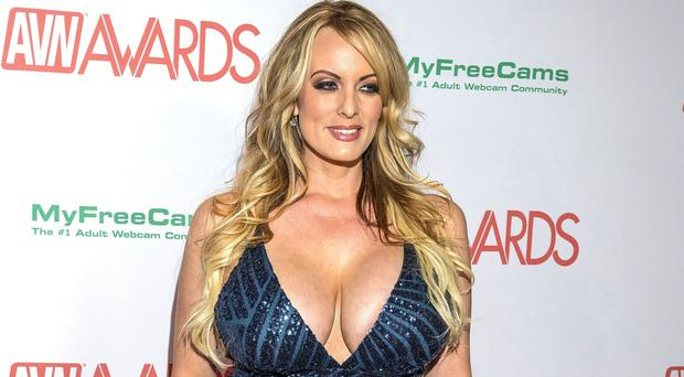 Stormy Daniels quit CBB over row with 'controlling' producers, lawyer claims (MediaPunch/REX/Shutterstock)