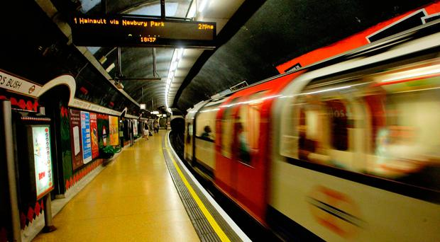 A recent Tube trip reminded me of a commuting nightmare