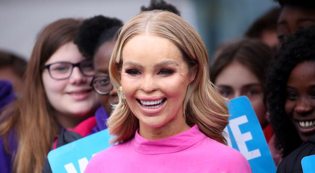 Katie Piper will compete in Strictly Come Dancing (Isabel Infantes/PA)