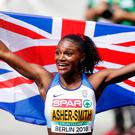History maker : Dina Asher-Smith