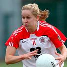 Lead role: Gemma Begley can help to inspire Tyrone against Sligo today