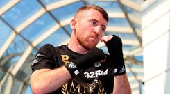 Paddy Barnes is Sport NI's first Wellbeing Ambassador.