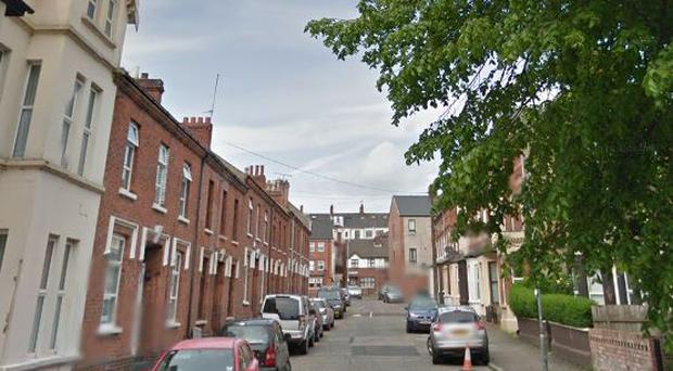 Allworthy Avenue in north Belfast / Credit: Google Maps