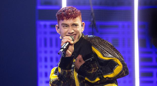 Years and Years singer Olly Alexander (PA Images on behalf of So TV)