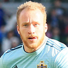 On rise: NI and Burton ace Liam Boyce