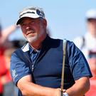 Hopeful: Darren Clarke wants to bring Irish Open to Portrush