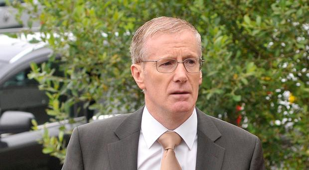 East Londonderry DUP MP Gregory Campbell